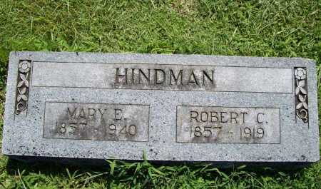 HINDMAN, ROBERT C. - Benton County, Arkansas | ROBERT C. HINDMAN - Arkansas Gravestone Photos