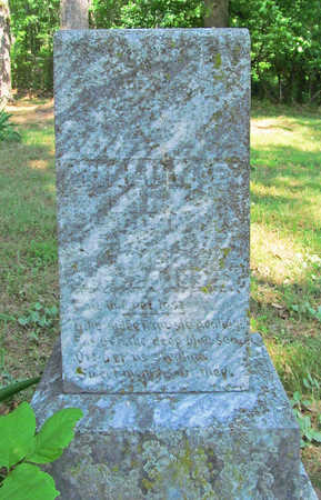 HIX, WILLIAM B - Benton County, Arkansas   WILLIAM B HIX - Arkansas Gravestone Photos