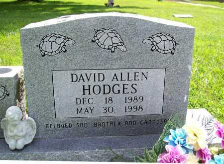 HODGES, DAVID ALLEN - Benton County, Arkansas | DAVID ALLEN HODGES - Arkansas Gravestone Photos