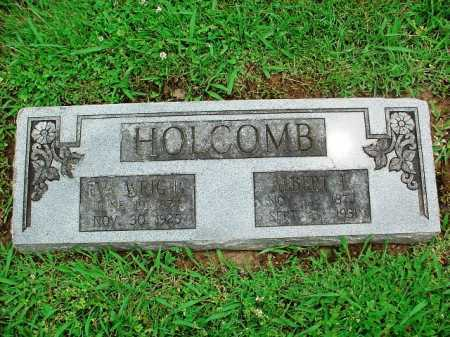 HOLCOMB, EVA - Benton County, Arkansas | EVA HOLCOMB - Arkansas Gravestone Photos