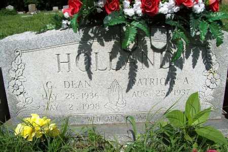 HOLLAND, G. DEAN - Benton County, Arkansas | G. DEAN HOLLAND - Arkansas Gravestone Photos