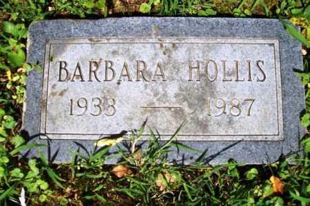 HOLLIS, BARBARA - Benton County, Arkansas | BARBARA HOLLIS - Arkansas Gravestone Photos