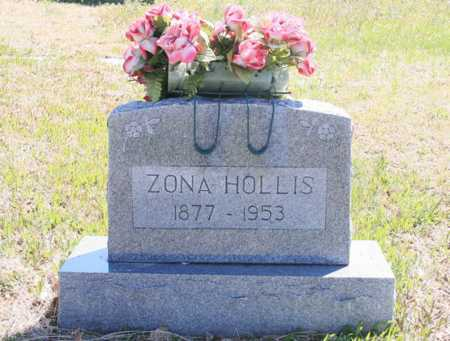 HOLLIS, ZONA - Benton County, Arkansas | ZONA HOLLIS - Arkansas Gravestone Photos
