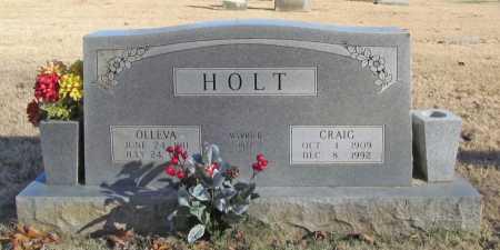 HOLT, CRAIG - Benton County, Arkansas | CRAIG HOLT - Arkansas Gravestone Photos