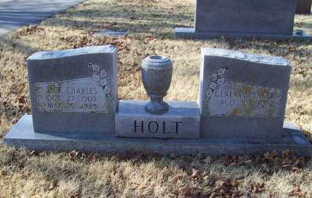 HOLT, GENEVA - Benton County, Arkansas | GENEVA HOLT - Arkansas Gravestone Photos