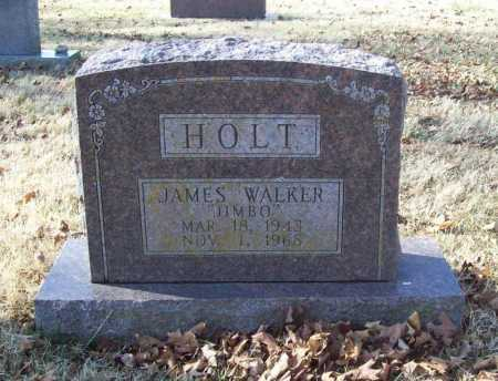 "HOLT, JAMES WALKER ""JIMBO"" - Benton County, Arkansas | JAMES WALKER ""JIMBO"" HOLT - Arkansas Gravestone Photos"