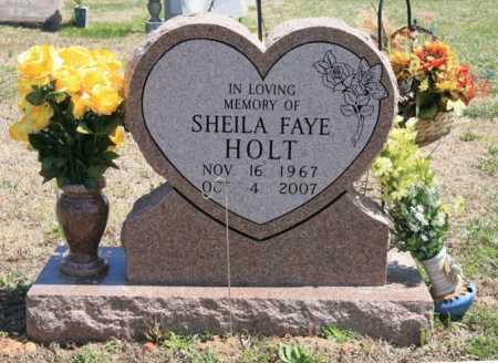 HOLT, SHEILA FAYE - Benton County, Arkansas | SHEILA FAYE HOLT - Arkansas Gravestone Photos