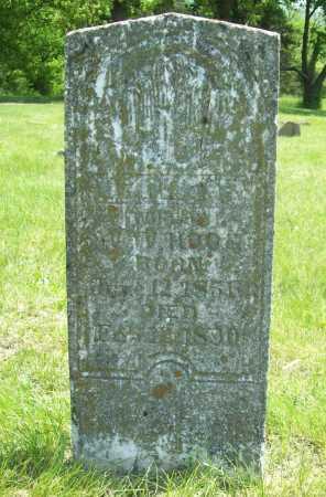 HOOG, JEMIMA? - Benton County, Arkansas | JEMIMA? HOOG - Arkansas Gravestone Photos