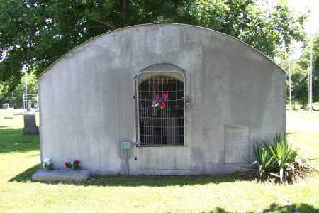 HOOK, MAUSOLEUM - Benton County, Arkansas   MAUSOLEUM HOOK - Arkansas Gravestone Photos