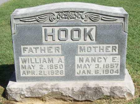 AMES HOOK, NANCY E. - Benton County, Arkansas | NANCY E. AMES HOOK - Arkansas Gravestone Photos