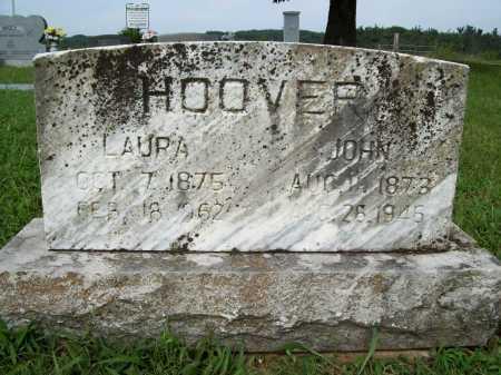 HOOVER, LAURA - Benton County, Arkansas | LAURA HOOVER - Arkansas Gravestone Photos