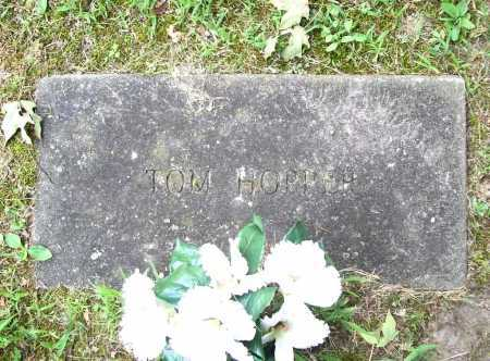 HOPPER, TOM - Benton County, Arkansas | TOM HOPPER - Arkansas Gravestone Photos