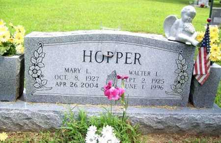 HOPPER, MARY LOU - Benton County, Arkansas | MARY LOU HOPPER - Arkansas Gravestone Photos