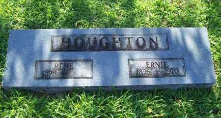 HOUGHTON, ERNIE - Benton County, Arkansas | ERNIE HOUGHTON - Arkansas Gravestone Photos