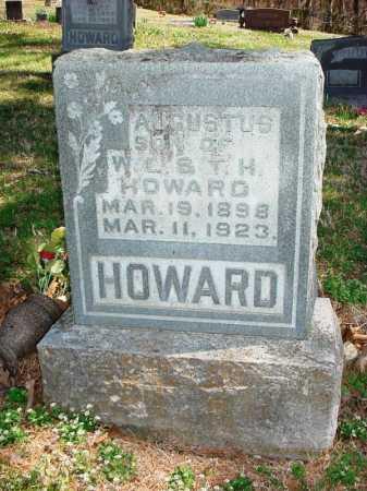 HOWARD, AUGUSTUS - Benton County, Arkansas   AUGUSTUS HOWARD - Arkansas Gravestone Photos