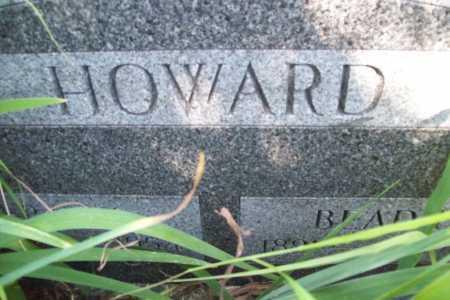 HOWARD, FRANK - Benton County, Arkansas   FRANK HOWARD - Arkansas Gravestone Photos