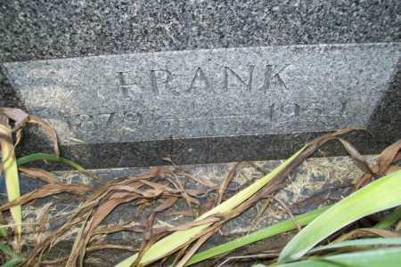 HOWARD, FRANK - Benton County, Arkansas | FRANK HOWARD - Arkansas Gravestone Photos