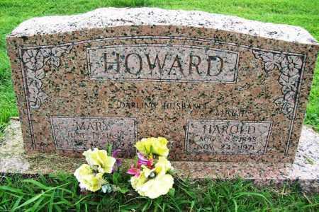 HOWARD, HAROLD - Benton County, Arkansas | HAROLD HOWARD - Arkansas Gravestone Photos