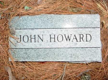 HOWARD, JOHN - Benton County, Arkansas | JOHN HOWARD - Arkansas Gravestone Photos