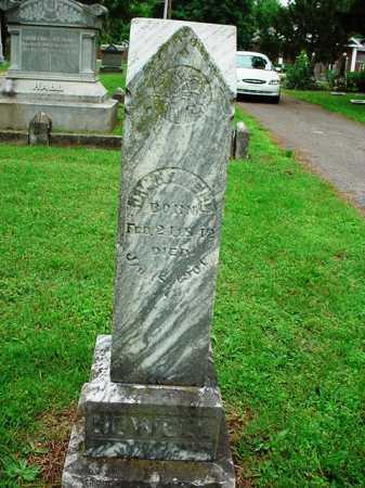 HOWELL, JOHN W - Benton County, Arkansas   JOHN W HOWELL - Arkansas Gravestone Photos