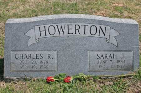 HOWERTON, SARAH JANE - Benton County, Arkansas | SARAH JANE HOWERTON - Arkansas Gravestone Photos