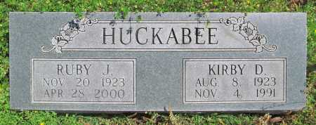 HUCKABEE, KIRBY DOYLE - Benton County, Arkansas | KIRBY DOYLE HUCKABEE - Arkansas Gravestone Photos