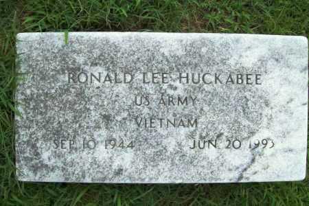 HUCKABEE (VETERAN VIET), RONALD LEE - Benton County, Arkansas   RONALD LEE HUCKABEE (VETERAN VIET) - Arkansas Gravestone Photos
