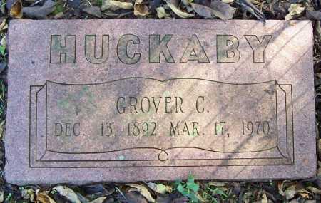 HUCKABY, GROVER CLEVELAND - Benton County, Arkansas | GROVER CLEVELAND HUCKABY - Arkansas Gravestone Photos