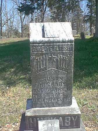 HUCKABY, SUSAN - Benton County, Arkansas | SUSAN HUCKABY - Arkansas Gravestone Photos