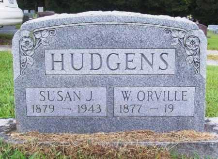 HUDGENS, SUSAN J, - Benton County, Arkansas | SUSAN J, HUDGENS - Arkansas Gravestone Photos