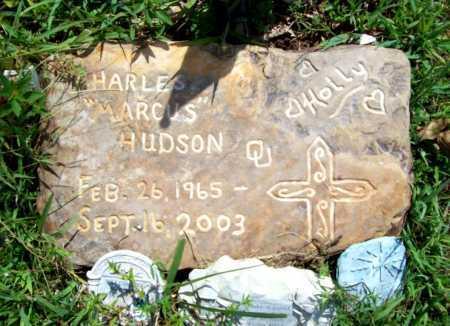 "HUDSON, CHARLES ""MARCUS"" - Benton County, Arkansas | CHARLES ""MARCUS"" HUDSON - Arkansas Gravestone Photos"