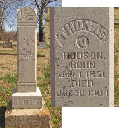 HUDSON, THOMAS - Benton County, Arkansas | THOMAS HUDSON - Arkansas Gravestone Photos