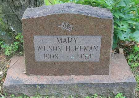 HUFFMAN, MARY - Benton County, Arkansas | MARY HUFFMAN - Arkansas Gravestone Photos