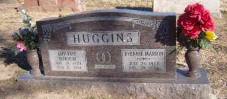 DOWNUM HUGGINS, AMY FAYE - Benton County, Arkansas | AMY FAYE DOWNUM HUGGINS - Arkansas Gravestone Photos