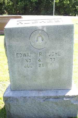 HUGHES, EDWARD RICE - Benton County, Arkansas | EDWARD RICE HUGHES - Arkansas Gravestone Photos
