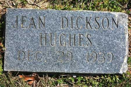HUGHES, JEAN - Benton County, Arkansas | JEAN HUGHES - Arkansas Gravestone Photos