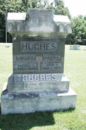 HUGHES, JOHN H - Benton County, Arkansas | JOHN H HUGHES - Arkansas Gravestone Photos