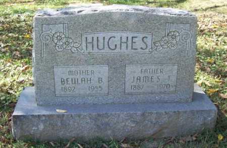 HUGHES, JAMES T. - Benton County, Arkansas | JAMES T. HUGHES - Arkansas Gravestone Photos
