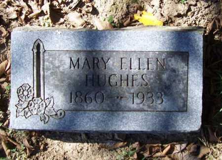 HUGHES, MARY ELLEN - Benton County, Arkansas | MARY ELLEN HUGHES - Arkansas Gravestone Photos