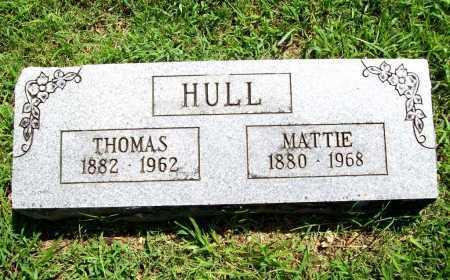 HULL, THOMAS - Benton County, Arkansas | THOMAS HULL - Arkansas Gravestone Photos