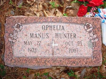 HUNTER, OPHELIA - Benton County, Arkansas   OPHELIA HUNTER - Arkansas Gravestone Photos