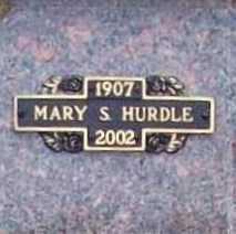 HURDLE, MARY - Benton County, Arkansas | MARY HURDLE - Arkansas Gravestone Photos