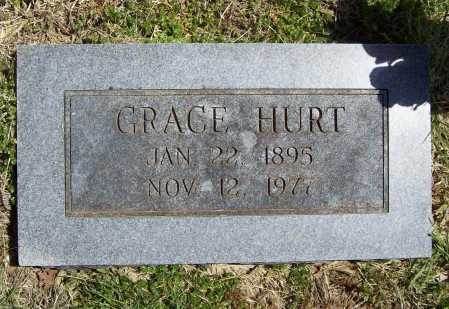 HURT, GRACE ELIZABETH - Benton County, Arkansas | GRACE ELIZABETH HURT - Arkansas Gravestone Photos