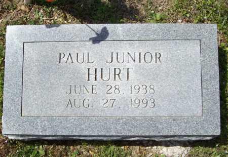 HURT, PAUL JUNIOR - Benton County, Arkansas   PAUL JUNIOR HURT - Arkansas Gravestone Photos