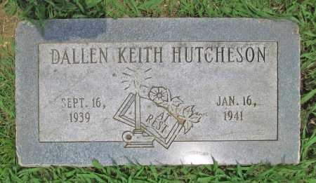 HUTCHESON, DALLEN KEITH - Benton County, Arkansas | DALLEN KEITH HUTCHESON - Arkansas Gravestone Photos