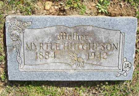 HUTCHESON, MYRTLE - Benton County, Arkansas | MYRTLE HUTCHESON - Arkansas Gravestone Photos