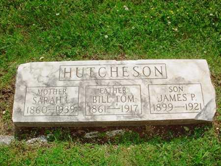 HUTCHESON, BILL TOM - Benton County, Arkansas | BILL TOM HUTCHESON - Arkansas Gravestone Photos