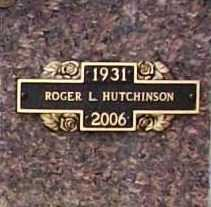 HUTCHINSON (VETERAN), ROGER LANE - Benton County, Arkansas | ROGER LANE HUTCHINSON (VETERAN) - Arkansas Gravestone Photos