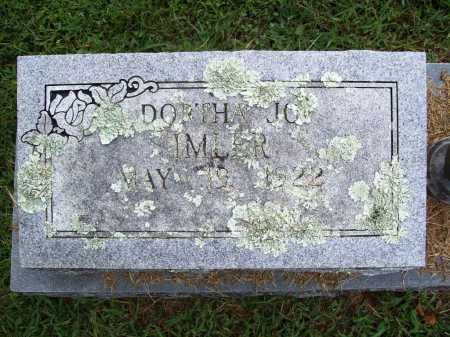 IMLER, DORTHA JO - Benton County, Arkansas | DORTHA JO IMLER - Arkansas Gravestone Photos