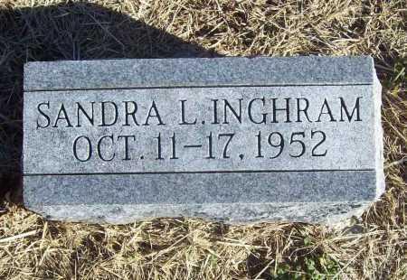 INGHRAM, SANDRA L. - Benton County, Arkansas   SANDRA L. INGHRAM - Arkansas Gravestone Photos